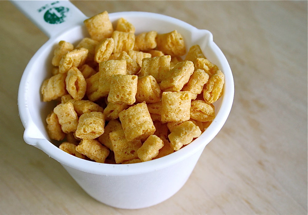 captn crunch cereal